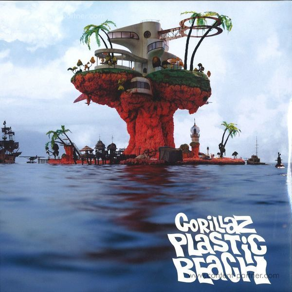Gorillaz - Plastic Beach (2LP)