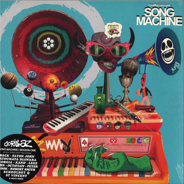 Gorillaz - Song Machine: Season 1 (Vinyl LP)