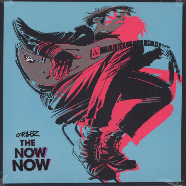 Gorillaz - The Now Now (Ltd. Deluxe Box Set)