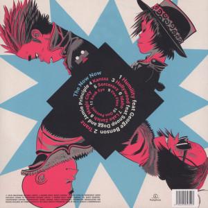 Gorillaz - The Now Now (Ltd. Deluxe Box Set) (Back)