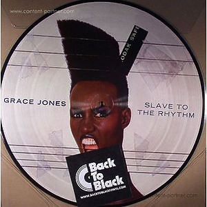 Grace Jones - Slave to the Rhythm (Back to Black Picture Disc)