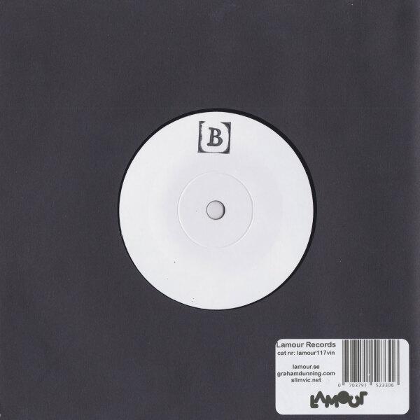 Graham Dunning / Slim Vic - Locked Grooves (Back)