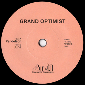 Grand Optimist - PANDELSON