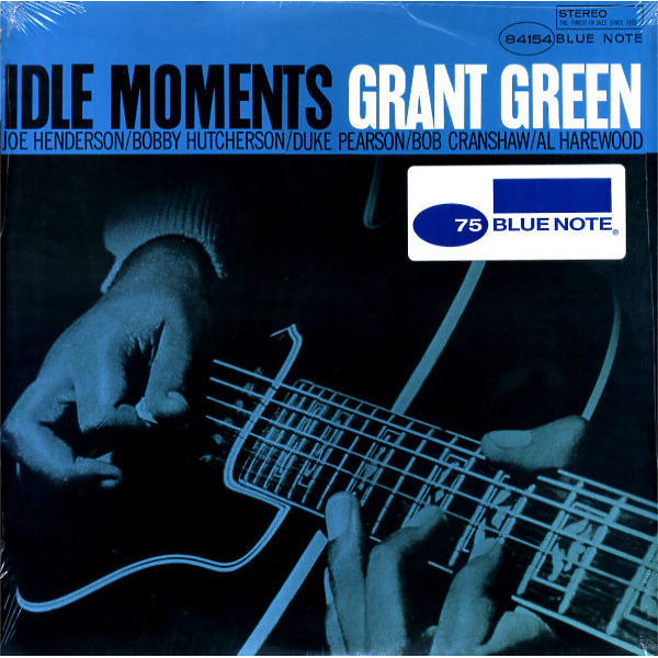 Grant Green - Idle Moments (LP Reissue)