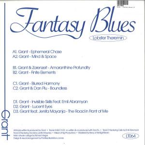 Grant - Fantasy Blues (Back)
