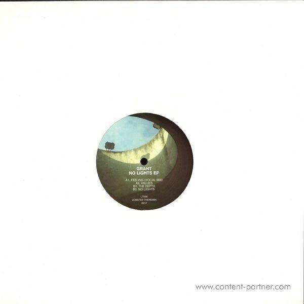 Grant - No Lights EP (Back)