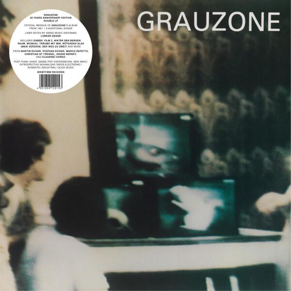 Grauzone - Grauzone (Ltd. 40 Years Anniv. Edition 2)