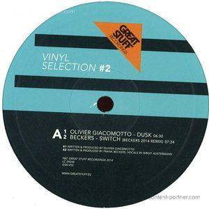 Great Stuff - Vinyl Selection #2