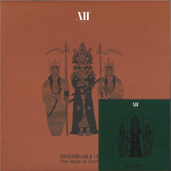 Greenbeam & Leon remix Inigo Kennedy / Albert Van - The Haze of Dust