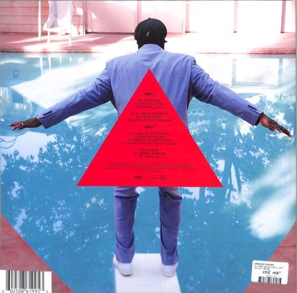 Gregory Porter - ALL RISE (Black Vinyl 2LP) (Back)