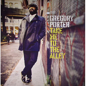 Gregory Porter - Take Me To The Alley (2xLP) (Back)