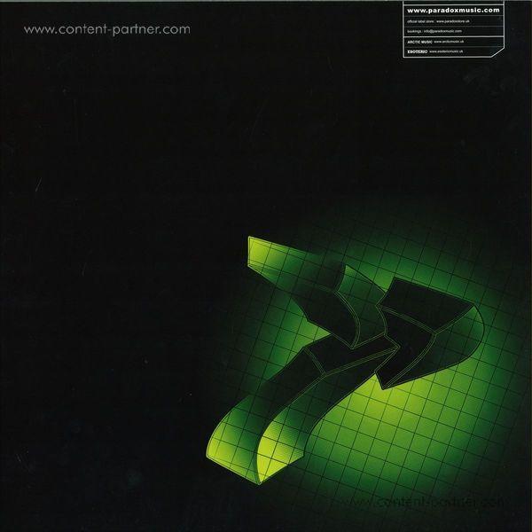 Gremlinz & Jesta - The Axe (Back)