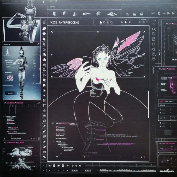 Grimes - Miss Anthropocene (Coloured Vinyl LP)