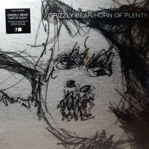 Grizzly Bear - Horn of Plenty (Ltd. Cloudy Clear Vinyl Reissue) (Back)