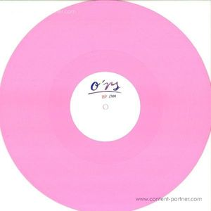 Grizzly /savvas / Crooks + Lovers / So Late - O*rs 2400 (Limited To 300 Pink Hand Numbered)