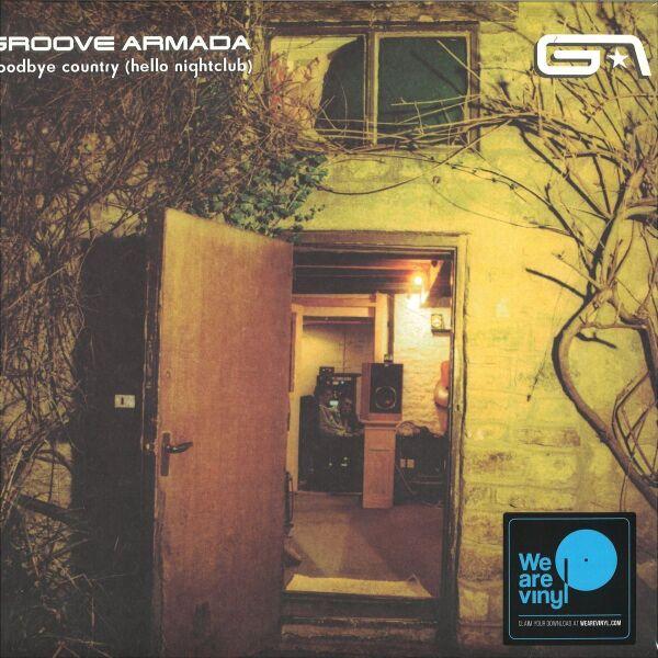 Groove Armada - Goodbye Copunty Hello Nightclub (3LP reissue)