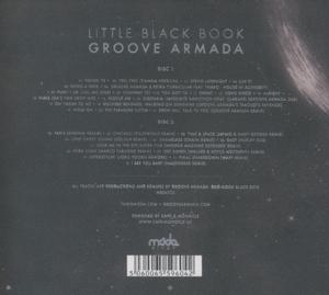 Groove Armada - Little Black Book (Back)