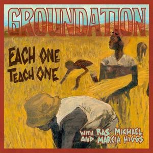 Groundation - Each One Teach One (2LP)