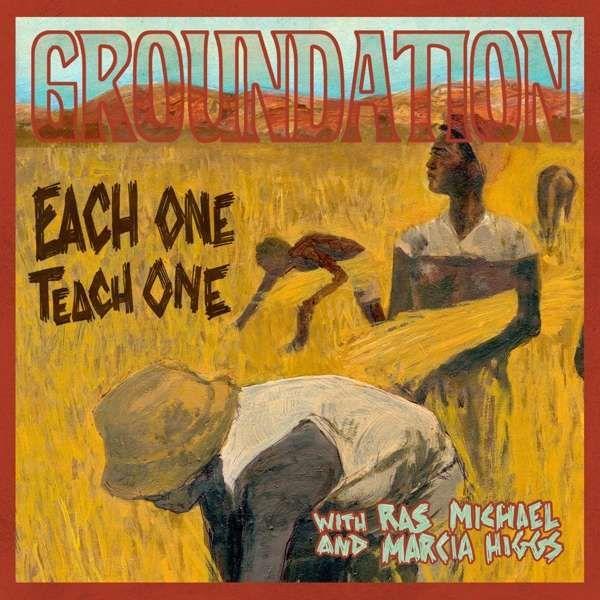 Groundation - Each One Teach One (2LP)
