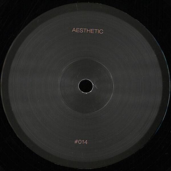 "Gruia / Ciphr / Benjamin Joseph / Rodrigo - AESTHETIC 14 (140 gram vinyl 12"")"