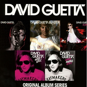 Guetta,David - Original Album Series