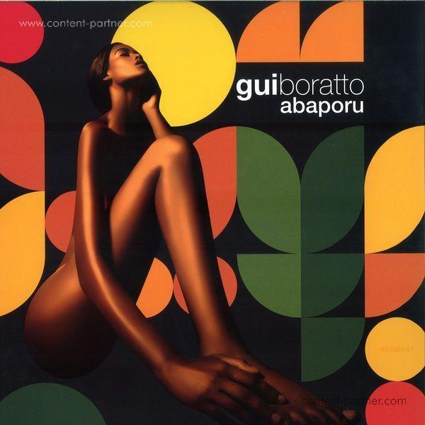 Gui Boratto - Abaporu (2x12'' + CD)