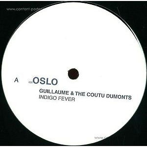 Guillaume & The Coutu Dumonts - Indigo Fever