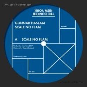 Gunnar Haslam - Scale No Flam