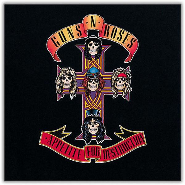 Guns N' Roses - Appetite for Destruction (Ltd. Rem. 2LP Edition)