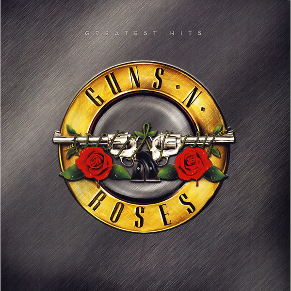Guns N' Roses - Greatest Hits (2LP) (Back)