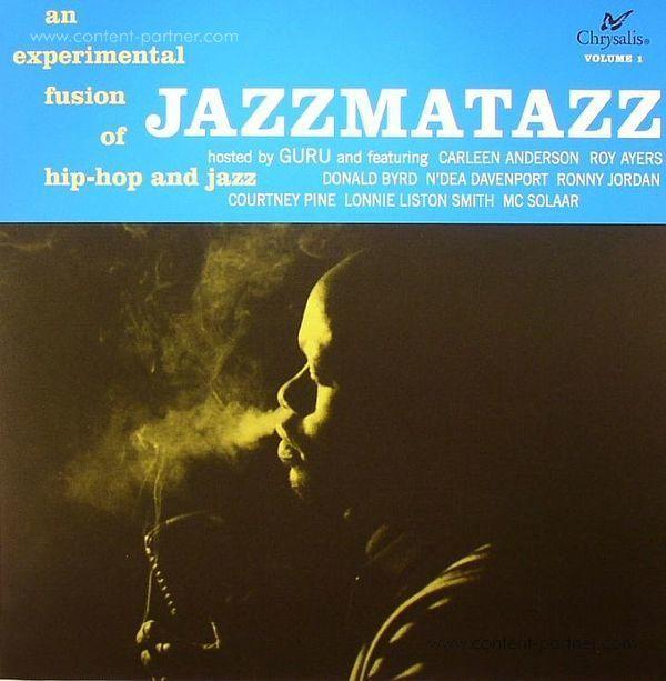 Guru - Jazzmatazz (180g LP)