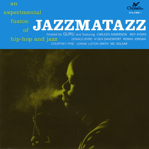 Guru - Jazzmatazz Vol. 1 (25th Anniv. 3LP Edition)