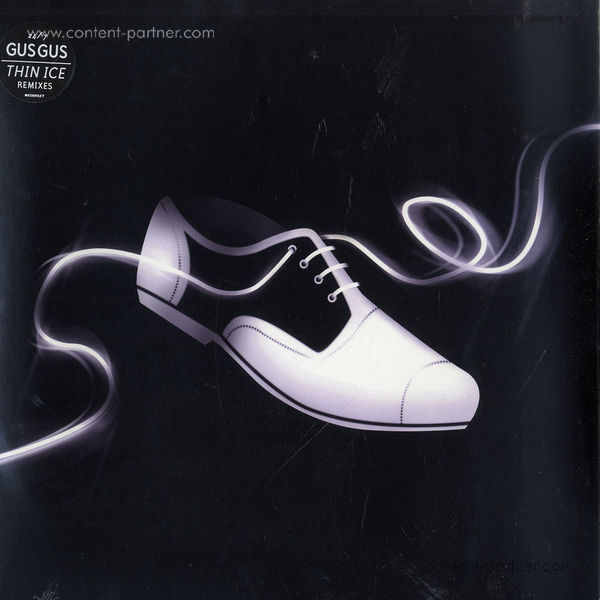 GusGus - thin ice remixes / back in stock!