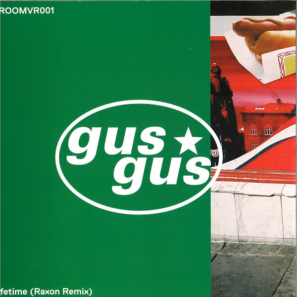 Gusgus - Remixes Are More Flexible (Back)