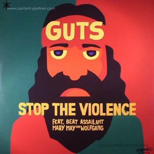 Guts - Stop The Violence (Dented Corners)