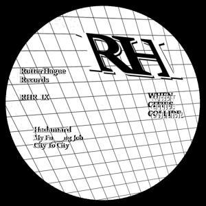 HADAMARD / DJ OVERDOSE - WHEN CITIES COLLIDE IX