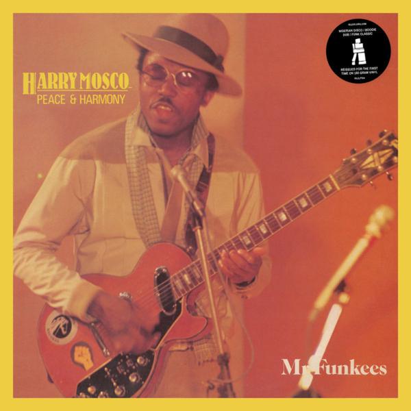 HARRY MOSCO - PEACE & HARMONY (Reissue LP)