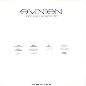 HERCULES & LOVE AFFAIR - OMNION (Back)