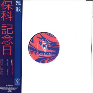 HOSHINA ANNIVERSARY - ZANGAI EP (INCL. RICARDO TOBAR RMX)