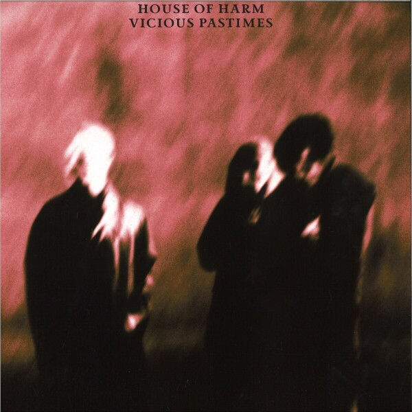 HOUSE OF HARM - VICIOUS PASTIMES LP