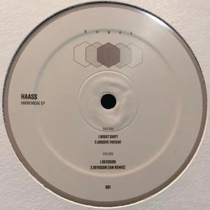 Haass - Andrenidae EP [vinyl only]
