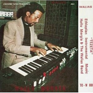 Hailu Mergia & The Walias Band - Tezeta (Vinyl LP)