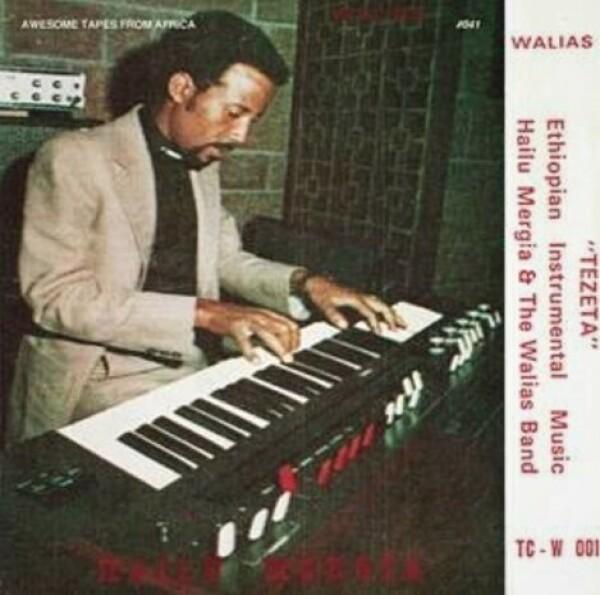 Hailu Mergia & The Walias Band - Tezeta (Vinyl LP)