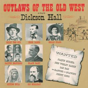 Hall,Dickson - Outlaws Of The West