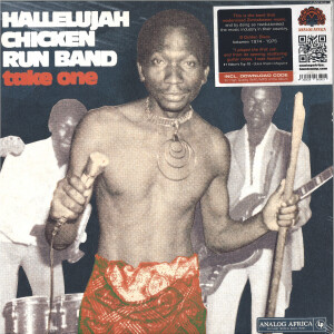Hallelujah Chicken Run Band - Take One (LP)