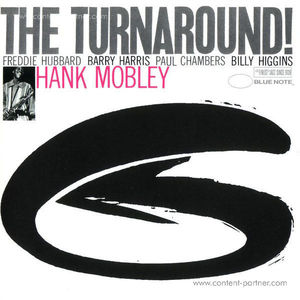 Hank Mobley - The Turnaround (Rem. + DL-Code)