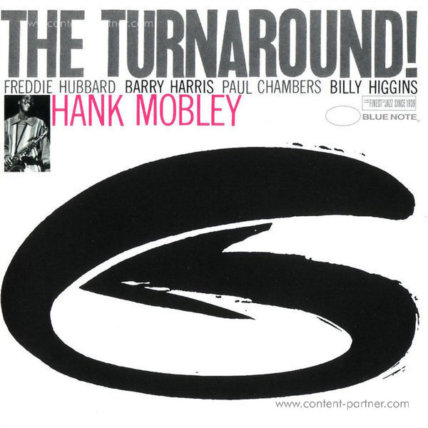 Hank Mobley - The Turnaround (Rem. + DL-Code)