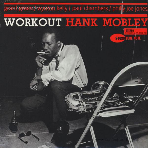 Hank Mobley - Workout (Rem. + DL-Code)