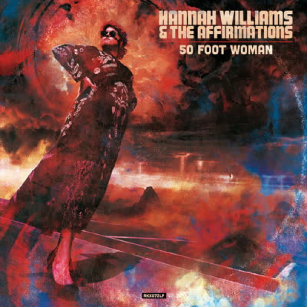 Hannah Williams & The Affirmations - 50 Foot Woman (LP)