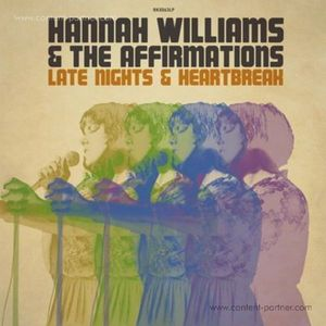 Hannah Williams & The Affirmations - Late Nights & Heartbreak (2LP)